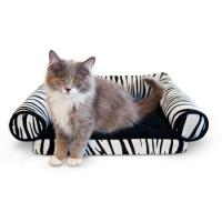 Lazy Lounger Pet Bed - Zebra