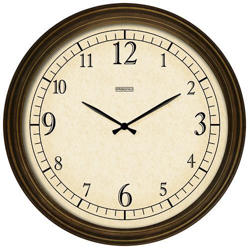 "Springfield 14 Dial Indoor/Outdor Decor Clock""""4"" Dial Indoor/Outdor Decor Clo"""""" Dial Indoor/Outdor Decor Cl"""" Dial Indoor/Outdor Decor Cl"""
