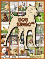 Lucy Hammett Dog Bingo