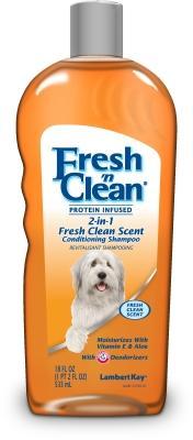 Clean Scent Shampoo