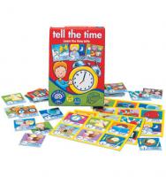 The Orginal Toy Company Tell The Time Game