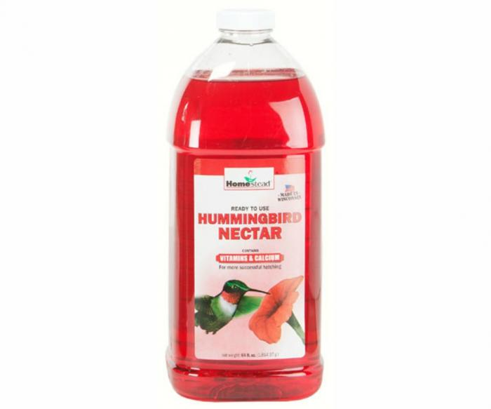 Homestead Red Ready To Use Nectar 64 oz