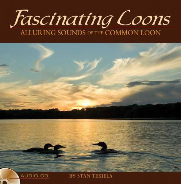 Adventure Publications Fascinating Loons CD