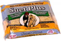 Wildlife Sciences Mealworms and Nuts Suet Cake