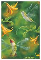 Tree Free Greetings Ruby Wings Eco Notes