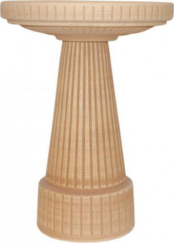 Bird's Choice Universal Brown Clay Bird Baths