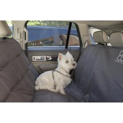 Petego Dog Car Seat Protector Hammock, Anthracite, X-Large