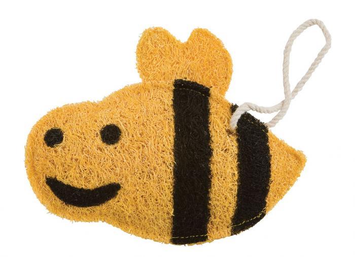 Loofah Art Bumblebee