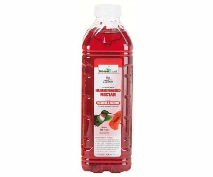 Homestead Red Hummingbird Concentrate 32 oz Bottle