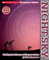 Scholastic Books Discover More Night Sky