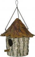Rivers Edge Products Oak Tree Resin Birdhouse