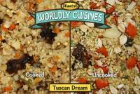 Wordly Cuisines Tuscan Dream