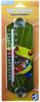 Headwind Frog Window Thermometer