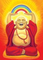 Tree Free Greetings Laughing Buddha Birthday