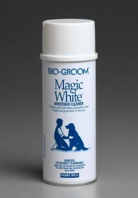 Biogroom Magic White Pet Coat Cleaner - 10 Ounce