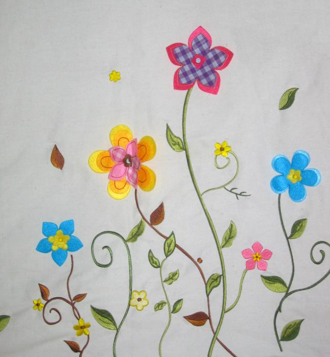 Dexton 6 Ft Flower Blossom Teepee