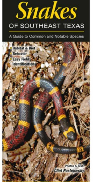 Quick Reference Publishing Snakes of Southeast Texas
