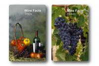 Finders Forum Double Deck Wine Trivia Playing Cards