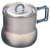 EvernewTitanium 4.6 oz Teapot