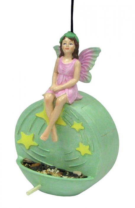 Kay Home Products Fairy Bird Feeder