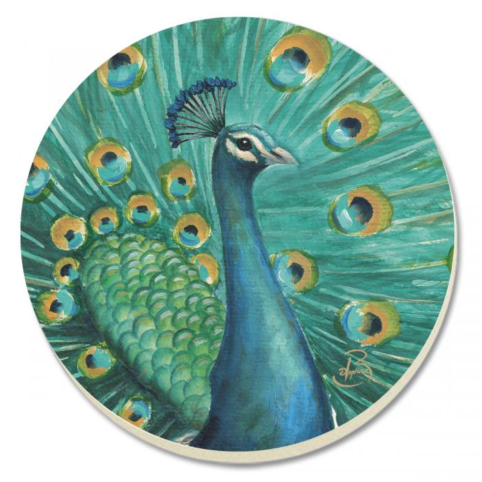 Counter Art Majestic Beauty Coasters Set of 4