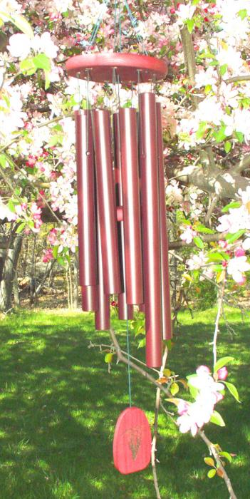 Woodstock Chimes Chimes of Tuscany