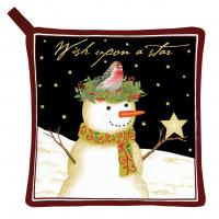 Alice's Cottage Wish Upon a Star Potholder