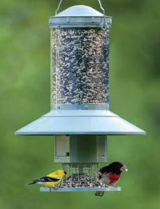 Tube / Finch Feeders by Wingscapes