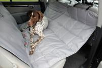 PetEgo Hammock Back Seat Protector Grey Color