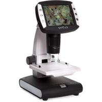 Veho Standalone USB Microscope with 1200 Magnification, LCD, Rechargeable