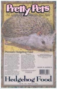 Hedgehog Low Fat Maint 3 Lb