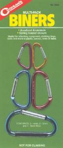 Coghlans Multi-Pack Biners (5)