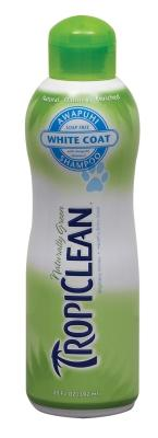 Tropiclean Awapuhi White Dog Shampoo - 20 oz.