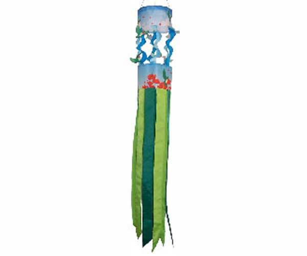 In The Breeze Hummingbirds Twistair Windsock 6 inch X 40 inch