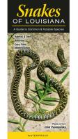 Quick Reference Publishing Snakes of Louisiana