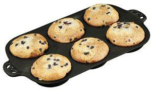 Camp Chef Cast Iron Muffin Toppers