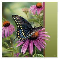 Tree Free Greetings Moments Rest Magnet