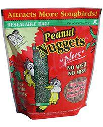 C & S Products Peanut Flavored Nuggets