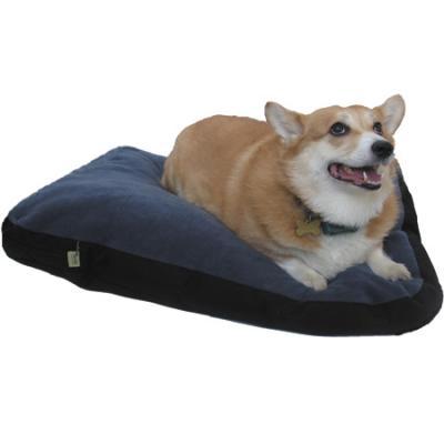 Equinox XL Dog Bed Blue Fleece