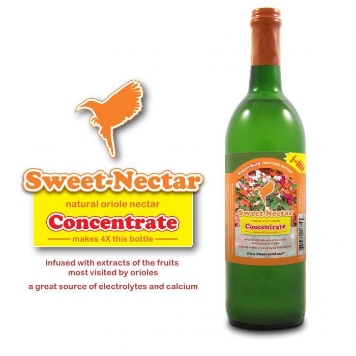 Sweet-Nectar Oriole Food - Set of Six