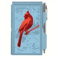 Wellspring Flip Note Cardinal