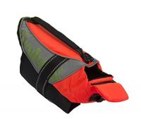 """Petego Salty Dog Pet Life Vest, X-Small, Orange (Fits girth 17"""" to 2"""")"""