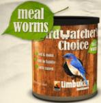 Timbuktu Outdoors Birdwatcher's Choice Mealworms