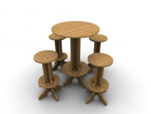 Bar Tables by Wedgewood Furniture