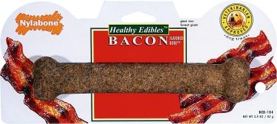 Healthy Edibles Gluten Free Bacon Flavored Dog Bone - TF80801