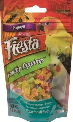 Healthy Topping Bird Papaya