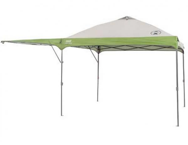 Coleman Instant Canopy 10 ft. x 10 ft. w/ Swingwall