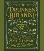 Workman Publishing The Drunken Botanist