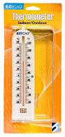 Headwind Indoor/Outdoor Thermomet w/Bracket 9 inch