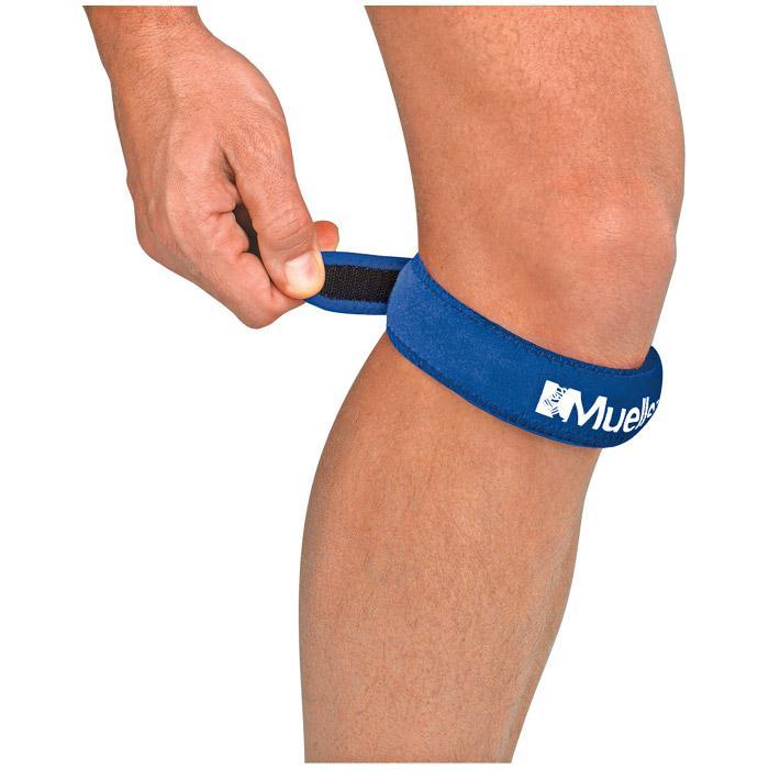 KT Tape Jumpers Knee Strap Black